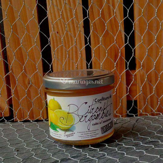 Citron bergamotte