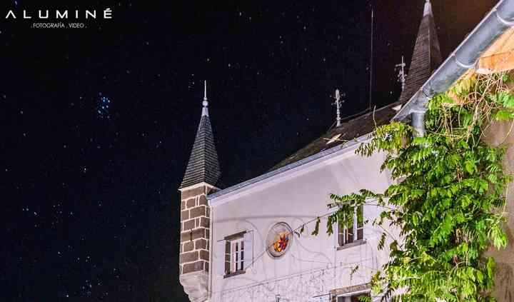 Chateau nuit