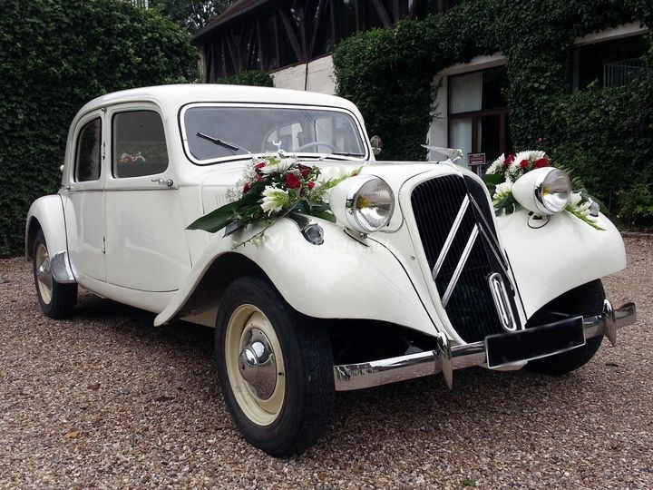 Citroën Traction 1956