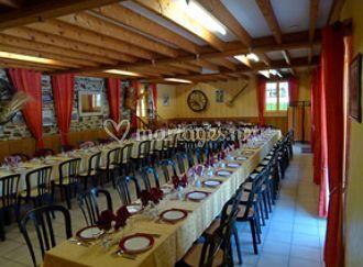 Salle de mariage, de banquets
