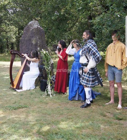 Un mariage inoubliable !