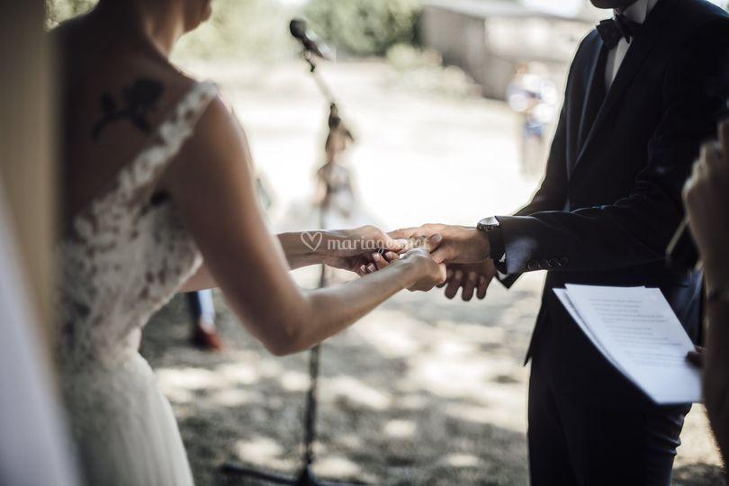 L'échange des anneaux