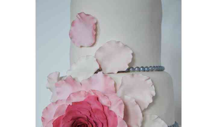 Wedding cake 200 personnes