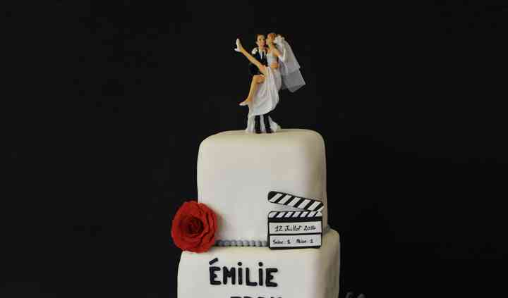 Wedding Cake 100 personnes