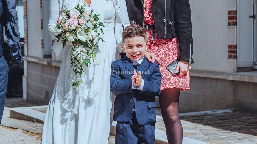 Fils de la mariée