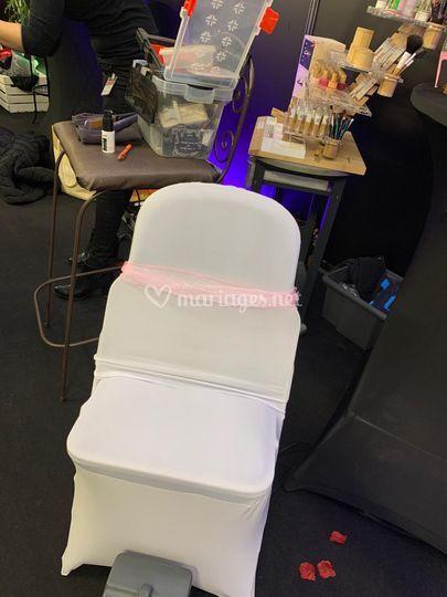 Housse de chaises