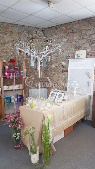 Show room décoration