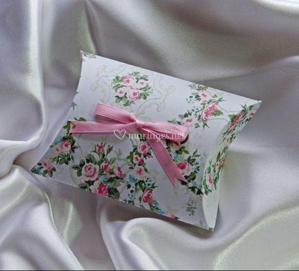 Pochette cadeau trianon