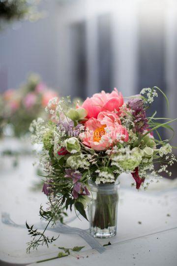 Bouquet de mariée Julie Flora