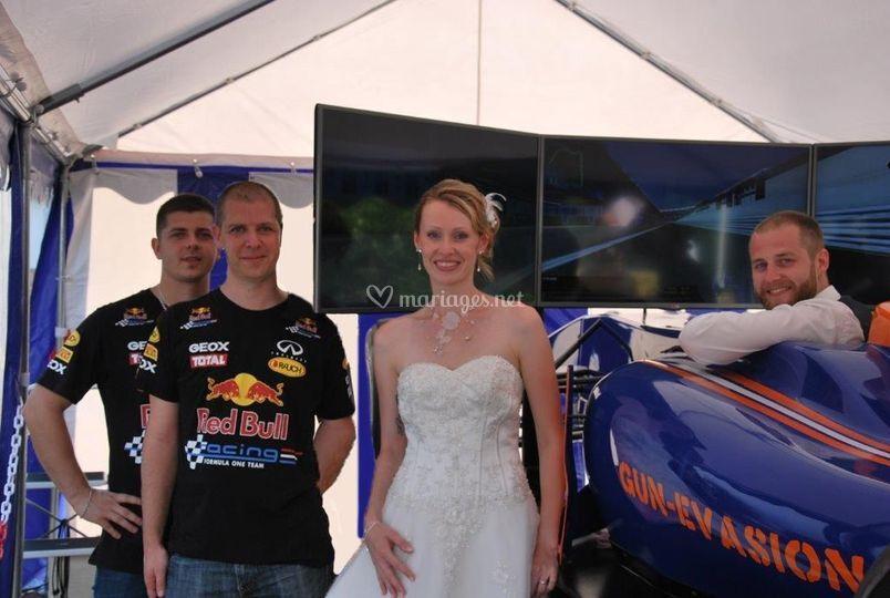 Mariage Laetitia & Jonathan