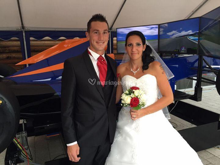 Mariage Nathalie & Jonathan