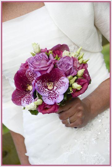 Bouquet de la mariée parfait !