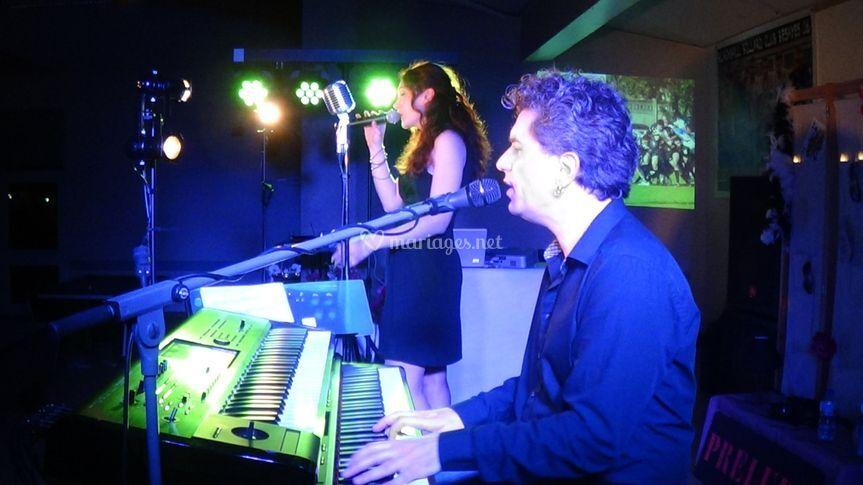 Piano et voix