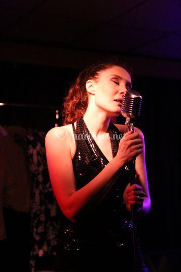 Chanteuse