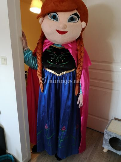 Mascotte Anna
