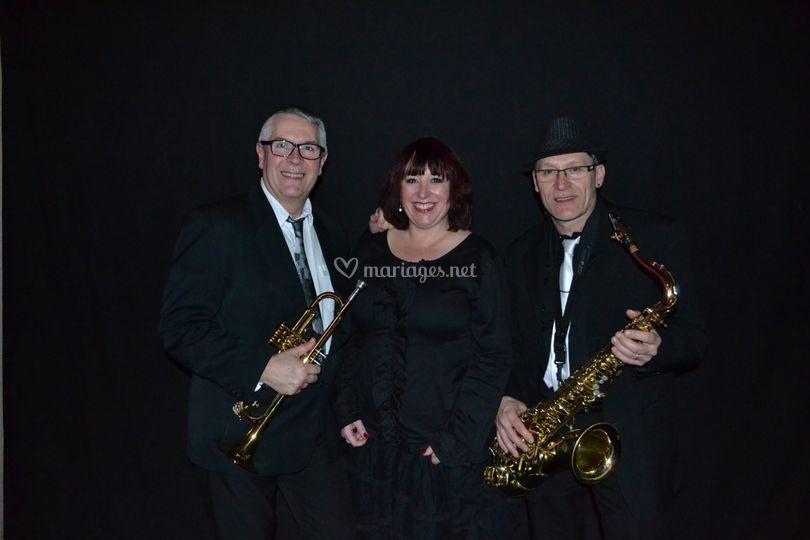 Magic Jazz Story (Trio)