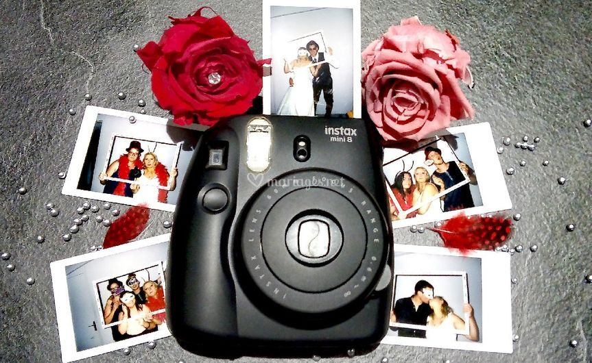 Apparril photo instax
