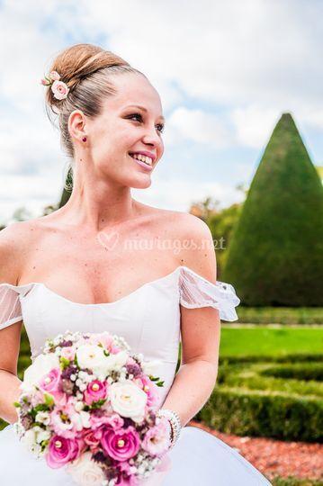 Mariage Marie-Antoinette thème