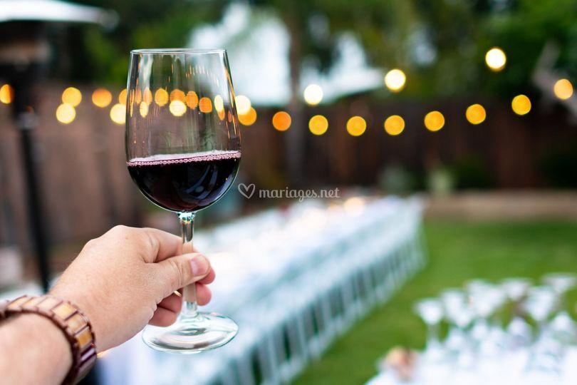 Vins parfaits pour mariage