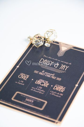 Daisy & Jay - Gatsby