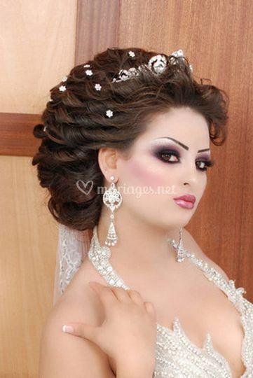 Turbo Maquillage libanais et coiffure de Beauté à domicile | Photo 2 JM37
