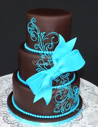 Couverture en chocolat