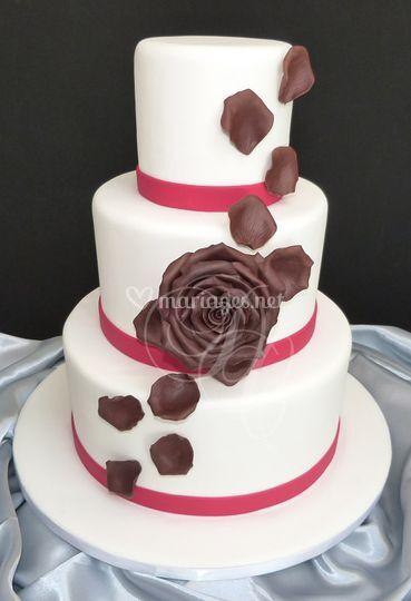 Modelage en chocolat