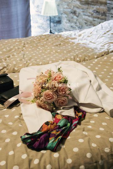 Bouquet en attente