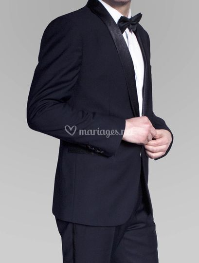 Tuxedo bleu nuit