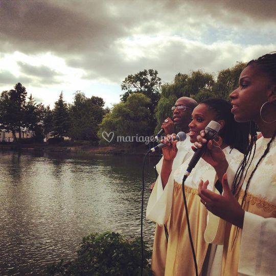 Chant gospel