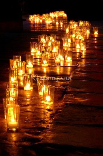 Photophores pour illuminations