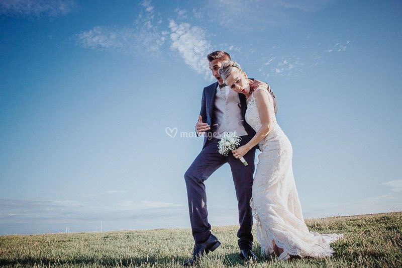 Photographe mariage auch gers