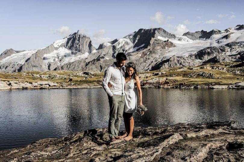 Mariage en montagnes