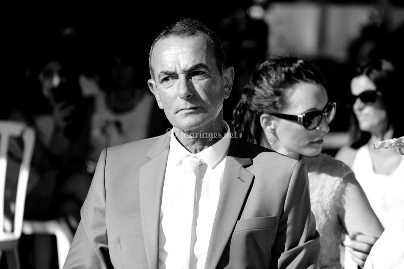 Papa de la mariée