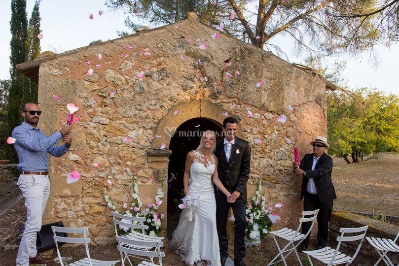 Mariage de Flora & Guillaume.