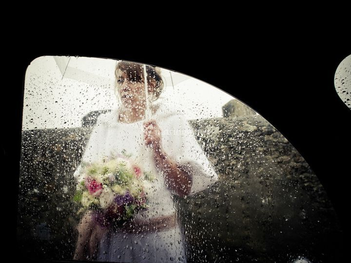 Mariage neigeux ...