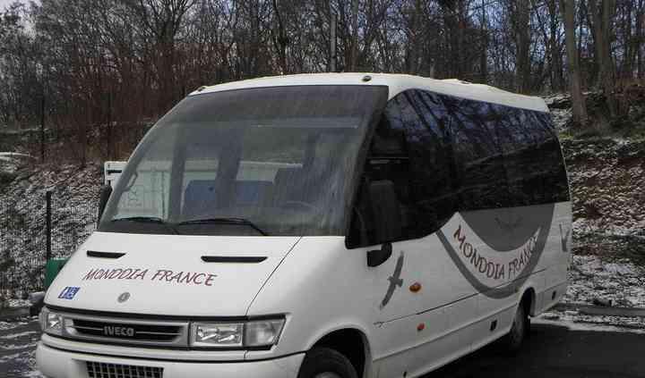 Vehicule PMR