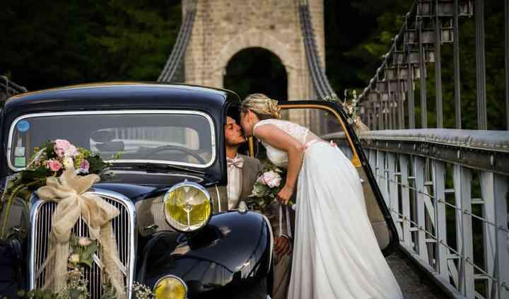 Les amoureux du pont ...