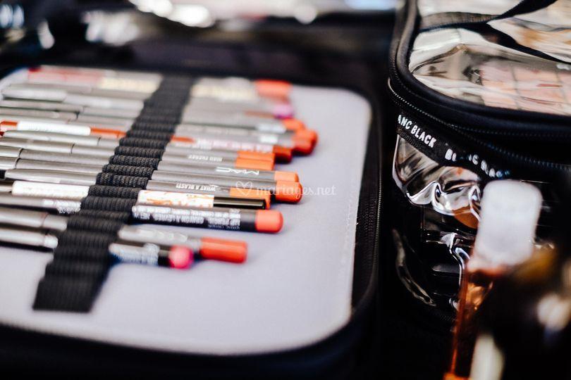 Crayons de multiples couleurs