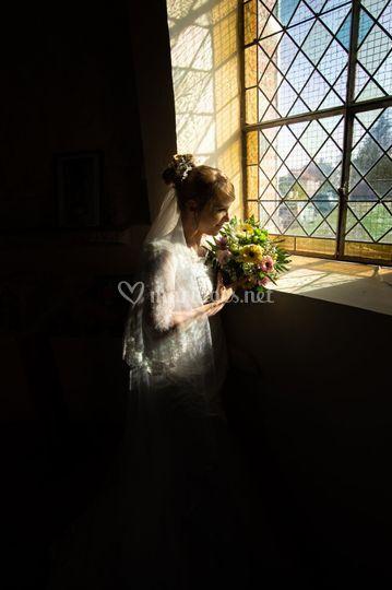 Sous les vitraux