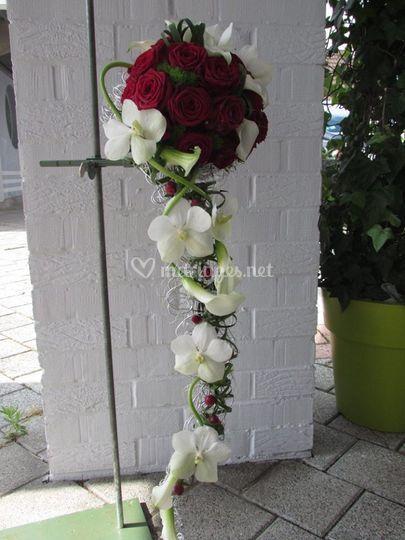 Idée de bouquet de mariée