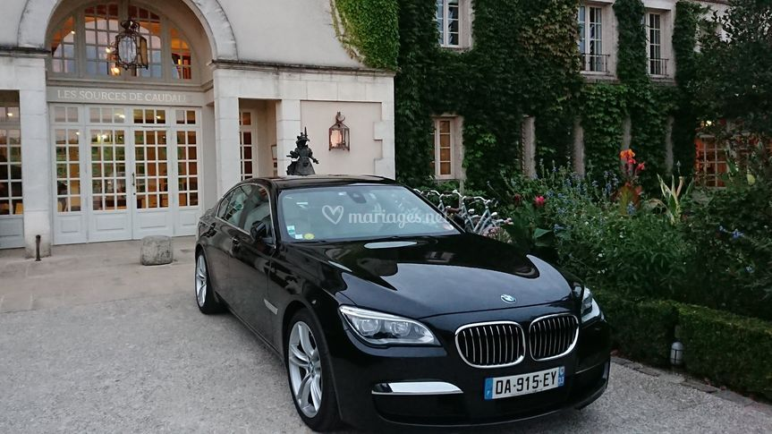 La BMW 730 xDrive