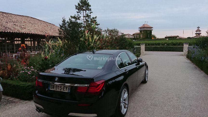 La BMW 730 xDrive AR