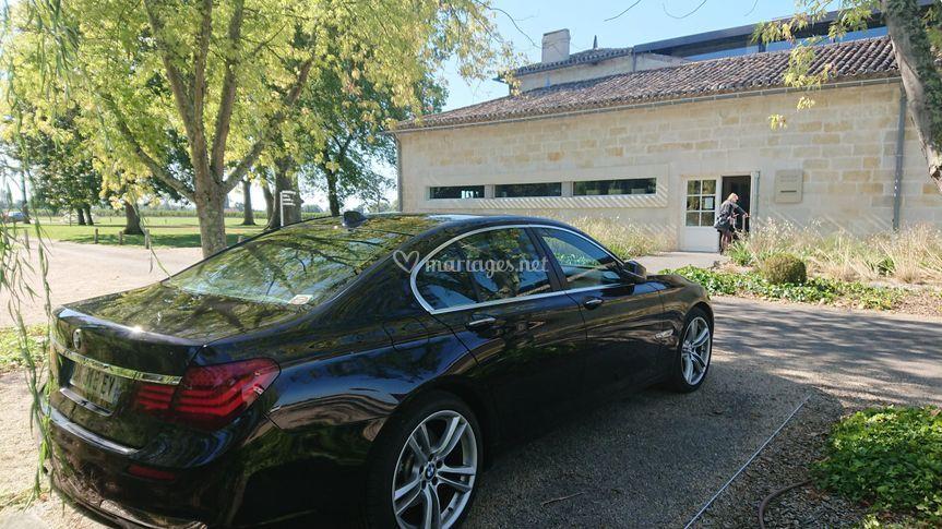 La BMW 730 xDrive ARD