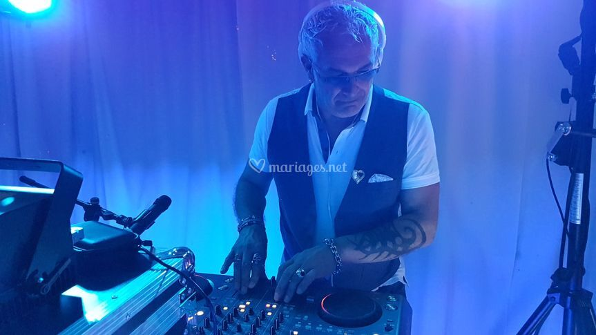 Animation mariage DJ Mike