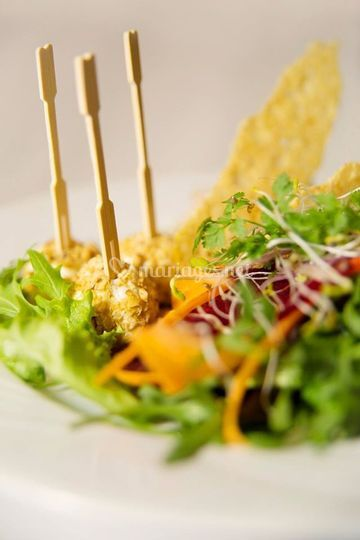 Salade fraîche de printempsann