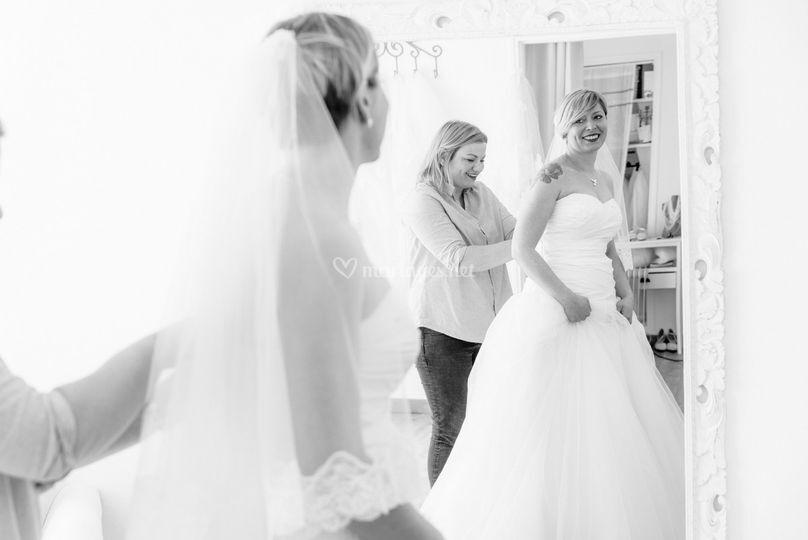 Le Boudoir de la Mariée