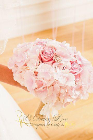 Création du bouquet