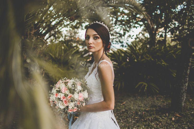 La mariés seule