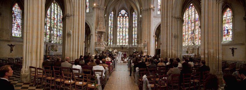 En cathédrale